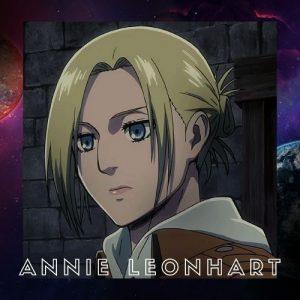 Annie Attack on Titan